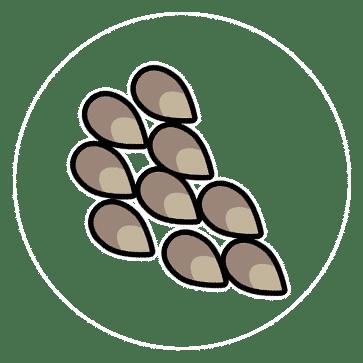Bevat sesam (aanpasbaar)