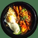 Babi Pangang Bowl